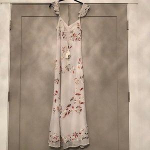 Anthropologie farm rio maxi dress